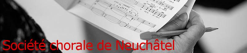 Société chorale de Neuchâtel